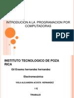 INTRODUCION A LA  PROGRAMACION POR COMPUTADORAS.pptx