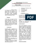 Informe No.11- Pendulo Simple