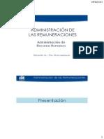 Clase 1- Adm Remuneraciones