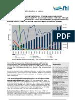 Farmed salmonids - diseases 1990 - 2008