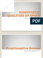 TOA1 Kinesthetic Qualities of Space.ppt