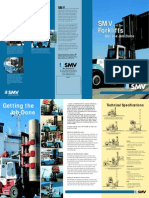 Brochure Fork Lifts GB