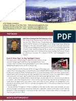 2009 Fall E-Newsletter