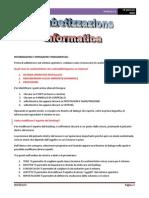 Alfabetizzazione Informatica 2 Modulo