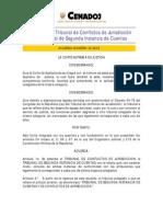 Acuerdo 32-2003
