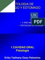 PATOLOGIA Esofago y Estomago