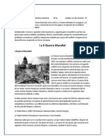 Glosario I y II Guerra Mundial
