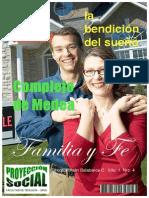 FAMILIA Y FE (FEBRERO)