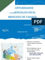 Oportunidades de Necocio Canada Peru