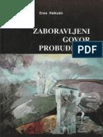 Zaboravljeni govor probuđenih - Enes Ratkušić
