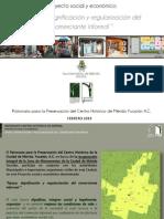 Ayuntamiento de Mérida - Proyecto para lidiar con el ambulantaje