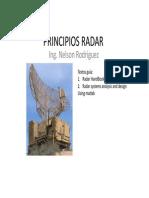 Principios Radar y Radar de Pulso o Primario Trabajo Numero 1