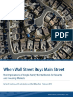 When Wall Street Buys Main Street