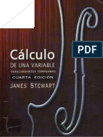 Calculo de Una Variable- James Stewart- 4 Edicion