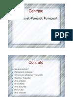 Contrato y Contratacion Publica