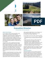 Cover Oregon Job Announcement