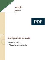 Economia Brasileira 01