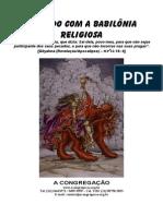 Cuidado Com a Babilonia Religiosa 17