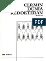 Cdk 131 Malaria