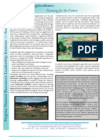 sustainable agriculture - an overview