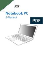 ASUS Manual X502CA English