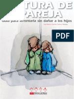 Ruptura de pareja, protección niños