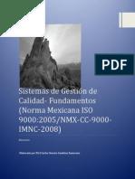 Resumen ISO 9000-2005