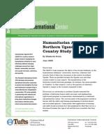 HA2015 Northern Uganda Country Study