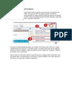 Exportando FAVORITOS Do Internet Explorer