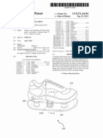 US8272146 Spring-Loaded Jumping Shoes