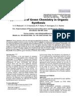 Acetanilide Green Chem