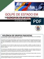 Golpe de Estado Em Desenvolvimento Na Venezuela