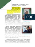 RESOLUCIÓN DE PROBLEMAS Y LA ENSEÑANZA DE LAS MATEMÁTICAS EN LA ESCUELA