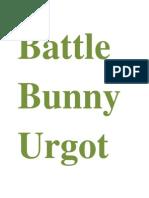 Battle Bunny Urgot