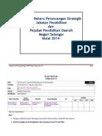 Format Pelan Strategik Jpn-ppd 2014