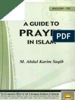 Guide to Prayer in Islam