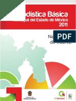 Naucalpan de Juárez datos demográficos