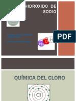 CLORO E HIDROXIDO de Sodio Expo Industria