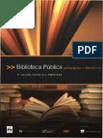 Biblioteca Publica 2 Edicao