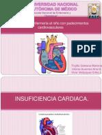 Atención de Enfermería al niño con padecimientos cardiovasculares