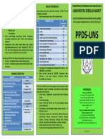 Leaflet PPDS UNS 2013 Periode II