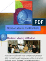 Chap08_Decision Making and Creativity.ppt