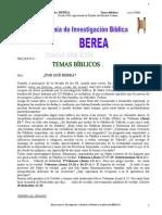 BEREA-POR QUÉ BEREA-ACTUALIZADO