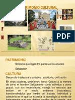 Patrimonio Cultural Clase 1 Upn