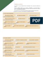 Test para el diagnóstico de capacidades y habilidades emprendedoras