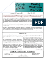 Worldview Made Practical Issue 2-10