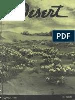 194003 Desert Magazine 1940 March