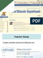 Edmodo Experiment