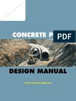ACPA Concrete Pipe Design Manual[1]