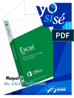Manual MS Excel 2013 Avanzado (1)